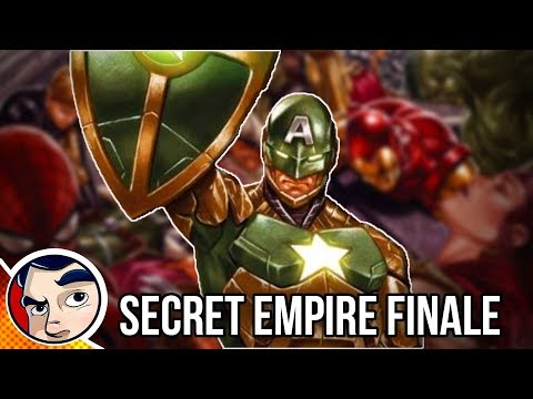 """Secret Empire Finale """"Everyone Dies to God"""" - InComplete Story"""