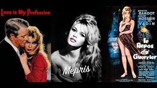 Brigitte Bardot / Брижит Бардо. Top Movies