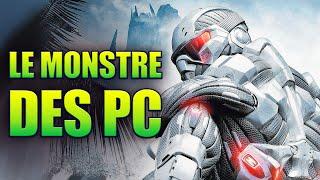 Review Crysis jeu PC