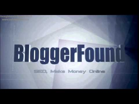 Bloggerfound.com | Blogging Tutorials, SEO Tips and Making Money Online Tips
