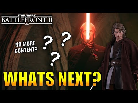 What DLC is next for Battlefront 2 after the Anakin Update? - Star Wars Battlefront 2 thumbnail