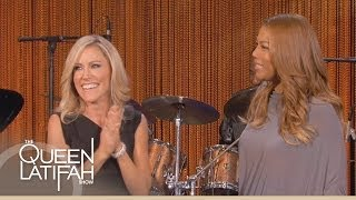 Rosemary Watson Discusses Her Music Techniques on The Queen Latifah Show