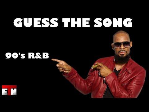 ETN Music Quiz - 90's R&B