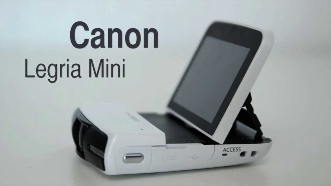 Canon LEGRIA mini Camcorder Windows 8 X64 Treiber