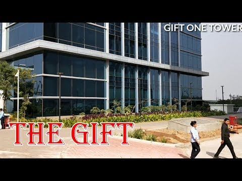 GIFT City India || Interiors of Gift Towers and Infrastructure
