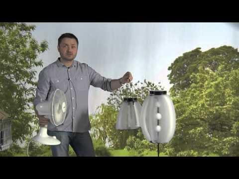 SOLVINDEN: IKEA Solar-Wind Powered LED Lamps