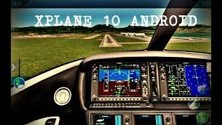 X plane 10 Android HD/Impresiona para ser GRATIS¡¡/ Cirrus SF 50/PHNY---PHNL