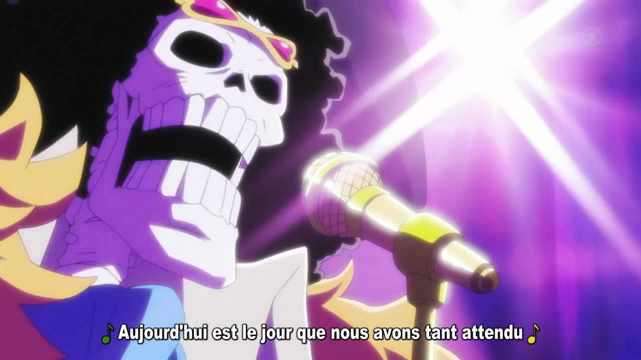 One Piece New World Brook