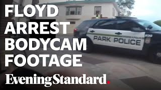 George Floyd death: bodycam video footage shows moments before arrest redacted by Minneapolis Police