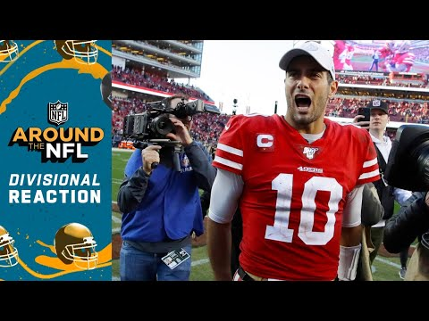 Around The NFL Divisional Reaction Show