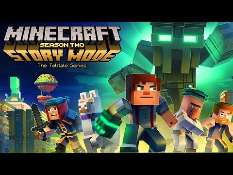 Minecraft Story Mode Season 2 Episodes 1 5 All Cutscenes Game