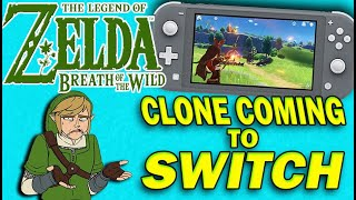 Breath Of The Wild Clone Genshin Impact Is Coming To The Nintendo Switch!