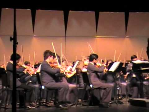 2015 Region 17 High School Symphony Full Orchestra