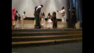 African Night 2012-HSO/SSA Dance