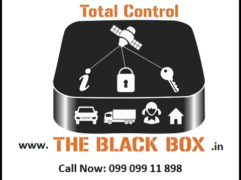 Hindi Guidance - How To Install The Black Box GPS GPRS Tracking Device