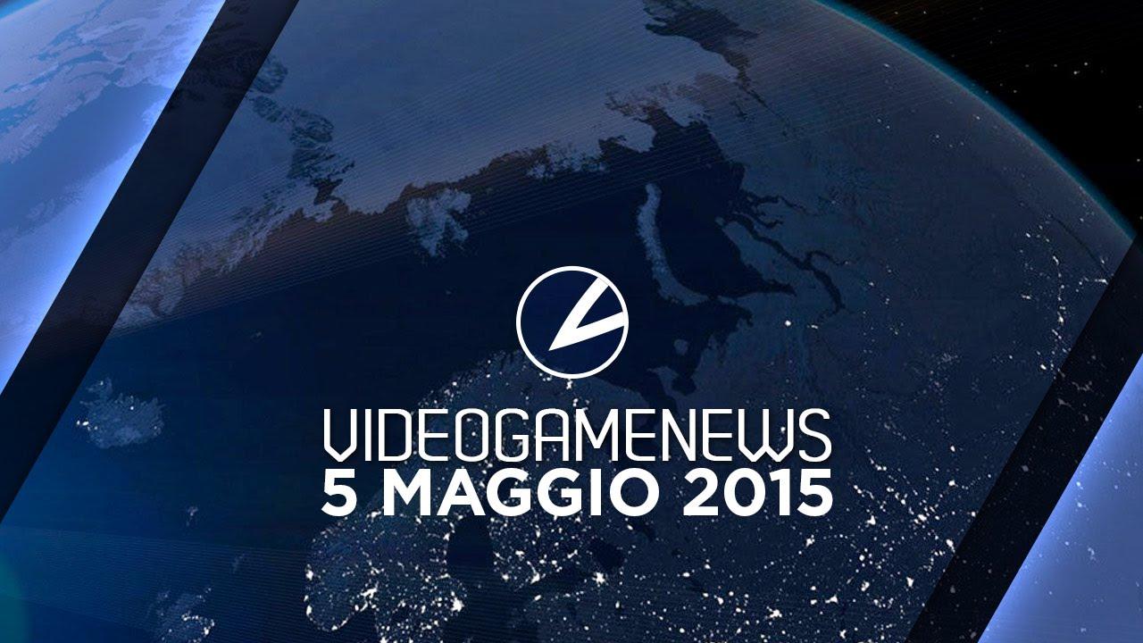 Videogame News - 05/05/2015 - Tekken 7 - Batman Arkham Knight - Splatoon
