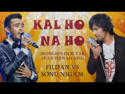 KAL HO NA HO (FILDAN VS SONU NIGAM) HD VIDEO
