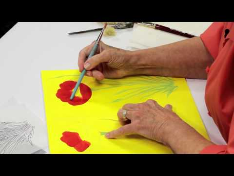 FolkArt: A Priscilla Hauser Poppy