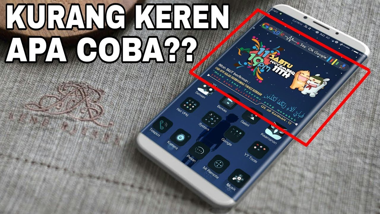 Mantap! Share Widget Super Keren 2018 Kekinian Banget Boss   Zooper Widget  Indonesia