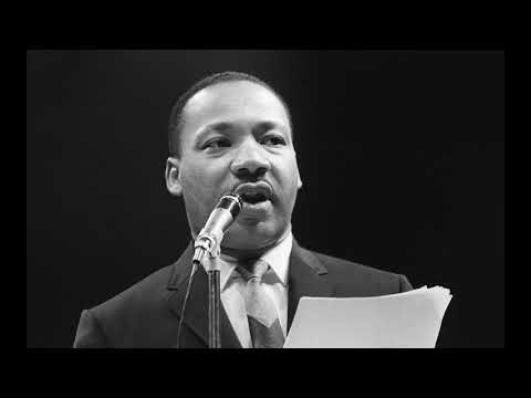 """Dr. Martin Luther King Jr. - """"I've Been to the Mountaintop"""" - 3 Apr 1968"""