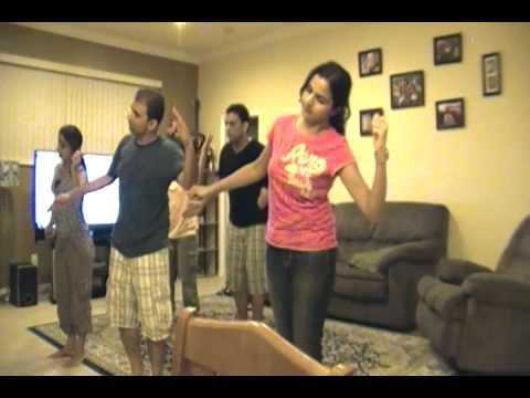 Phir Raat Kati- Dance Practice_1