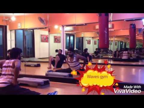 Ram Sirka In Waves Gym,[ Flexiblity Is Gretest Strength (Mumbai 2016)]
