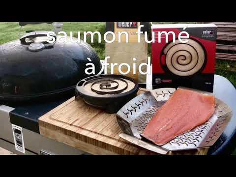 saumon-fumé-à-froid-dans-barbecue-weber