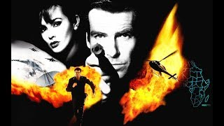 James Bond Goldeneye 007 N64 IN HD Secret Agent PART 1