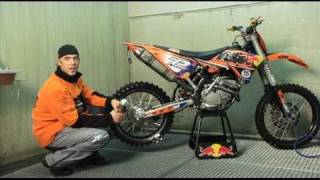 MX Training - Stefan Everts - Cleaning your Bike