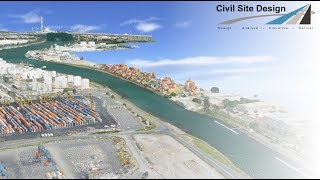 Civil Site Design - v19.2 New Features Showreel