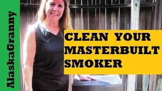 How To Clean Masterbuilt Electric Smokers