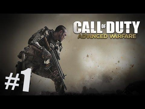 Мультиплеер Call of Duty: Advanced Warfare #1 - Новый игровой опыт