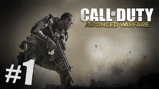 Прохождение Call of Duty Advanced Warfare 1
