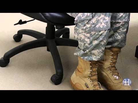 Muslim-American soldier observes her first Ramadan at Gitmo