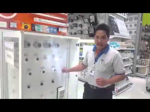 การสาธิตสินค้า LED Emergency สุดยอดนวัตกรรมที่โฮมโปร
