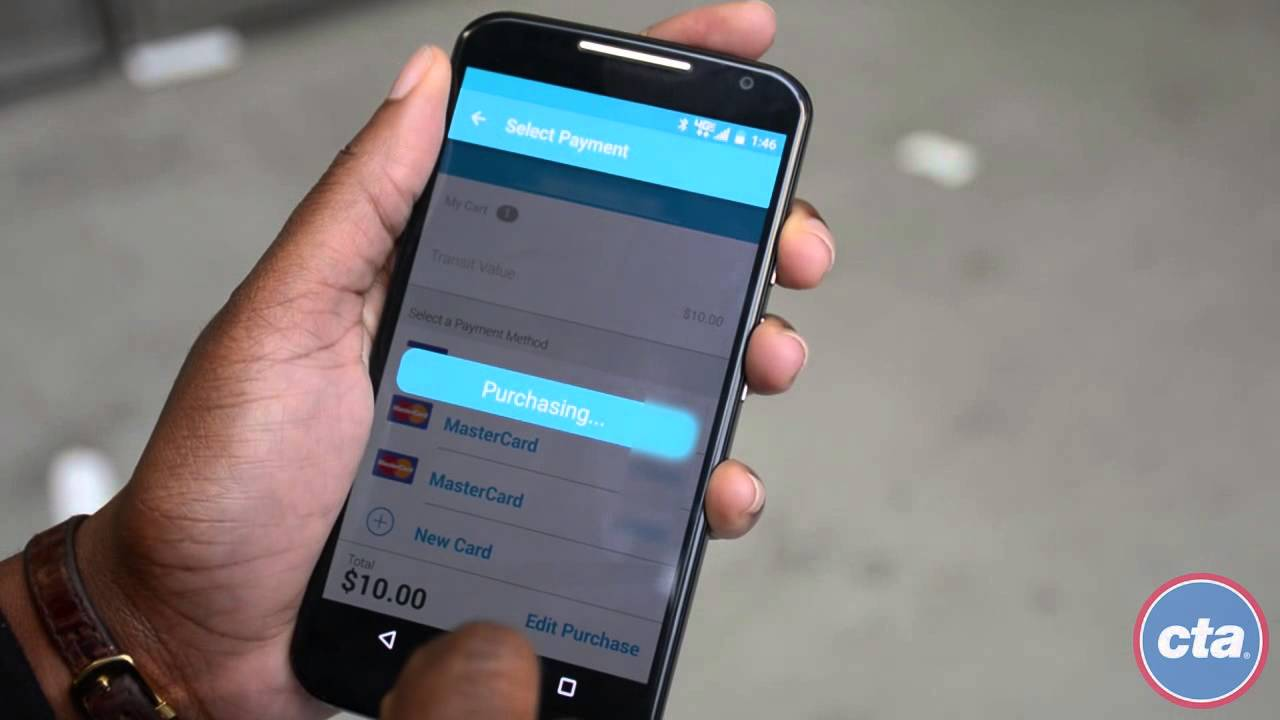 Ventra App To Allow Transit Users To Pay Fares On Their Phones – CBS