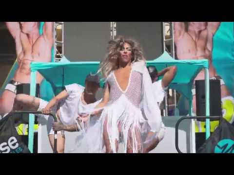 "Shangela performs ""Call Me Mother"" megamix by Joelapuss"