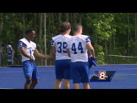 UNE football team ready to build its own legacy