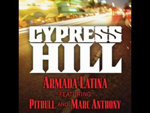 *NEW* Cypress Hill ft Pitbull & Marc Anthony  Armada Latina *NEW* high quality