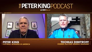 Thomas Dimitroff surprised by timing of firing by Atlanta Falcons | Peter King Podcast | NBC Sports
