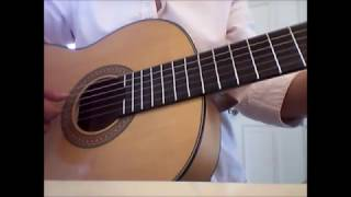 Khóc Thầm _ St : Lam Phương ( Guitar )