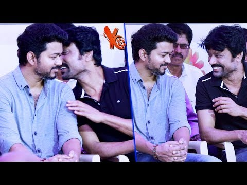 Actor Vijay And SJ Surya In cauvery And Sterlite Protest | Nadigar Sangam | Sivakarthikeyan | Vishal