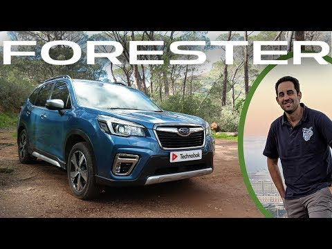 Subaru Forester 2.0i-S ES (2019) Review – The True Family Offroader