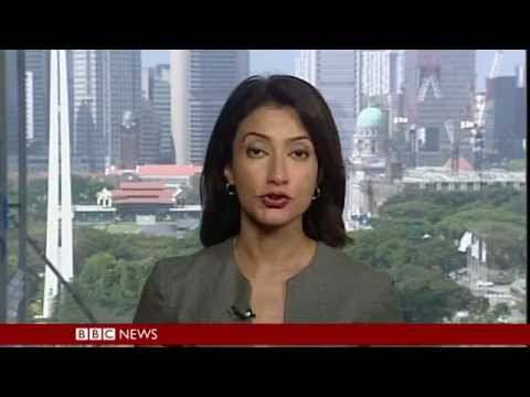 BBC News Asia Business Report Interview with Robert Jensen