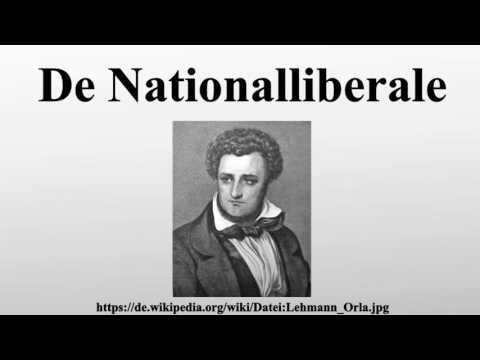 De Nationalliberale