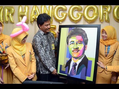 Bandara Soekarno Hatta - Ulang Tahun Manager Bank Mandiri