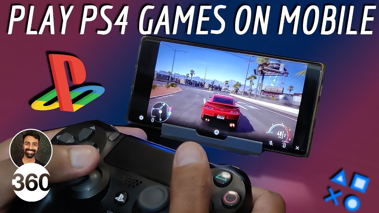How to Play PS4, PS5 Games on Any Mobile Device: A Step-by-Step Guide - Gadgets 360 thumbnail
