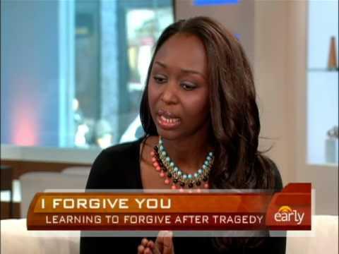 Rwandan Tutsi Forgives