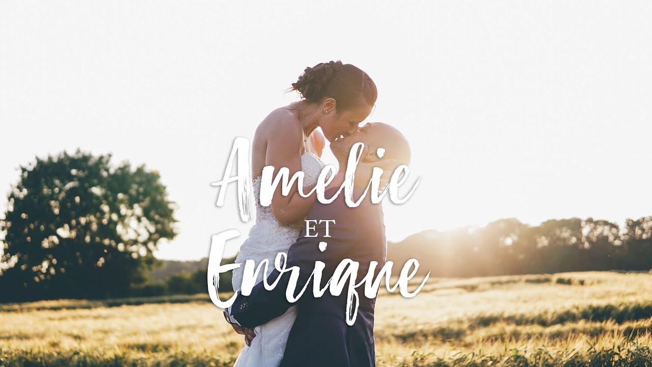 AMELIE & ENRIQUE / MARIAGE / MAEOKA.BE