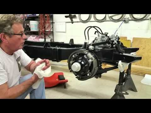 Rolls Royce Silver Cloud 3 - Part 3 Front Suspension Assembly